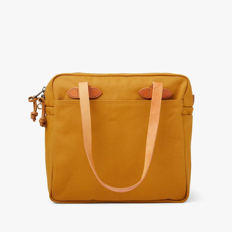 Filson Tote Bag W/Zipper | One Size