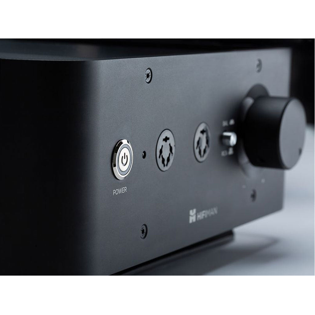 Hifiman Jade II Transistor Electrostatic Headphone Amplifier | Black