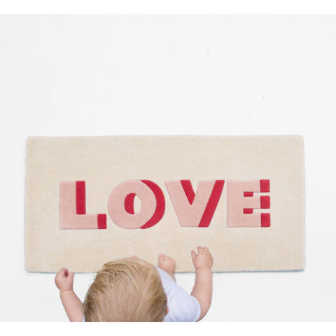 Statement Rugs - Love Rug