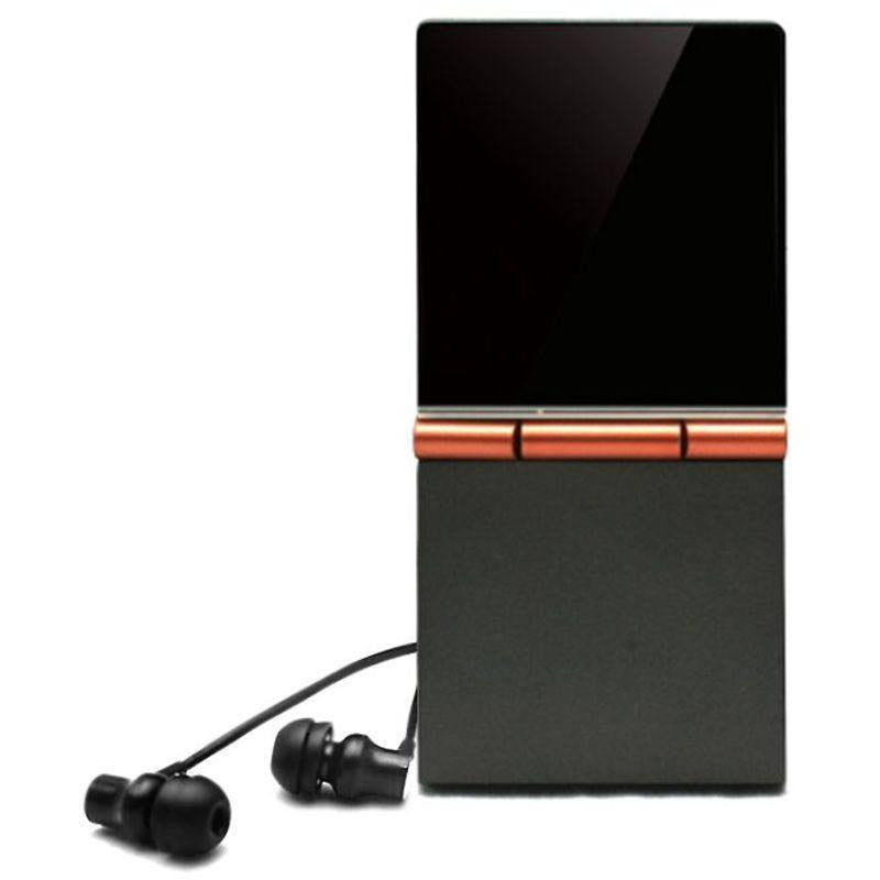 HiFiMAN HM-700 Portable Player with RE-400B in-ear phone | Black 32GB
