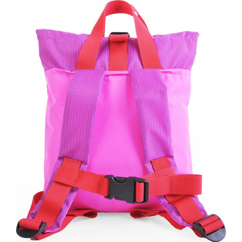 Hellolulu Kid's Jazper Rolltop Backpack | Pink/Purple HLL-20001-PNK