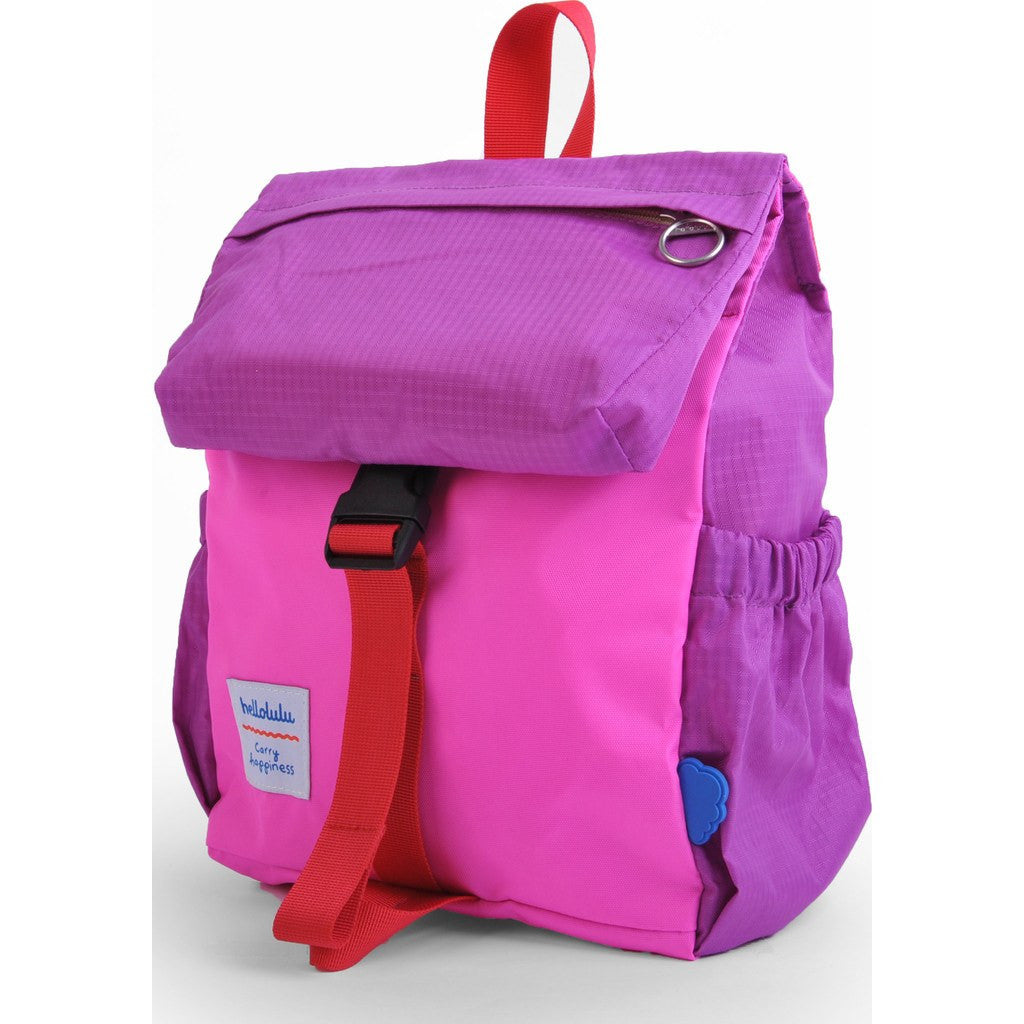 Hellolulu Kid's Linus Outdoor Backpack | Pink/Purple HLL-20002-PNK