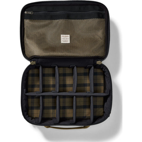 Filson Padded Compartment Case | Dark Tan- 20002661