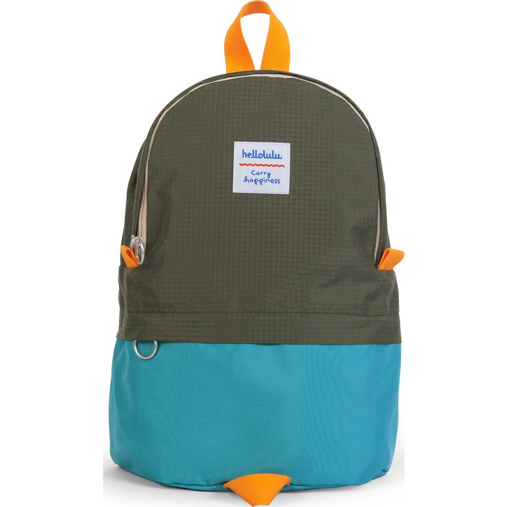 Hellolulu Pili Kids Backpack | Green/Olive HLL-20009-GRN