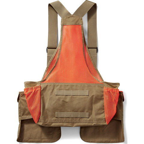 Filson Mesh Game Bag | Dark Tan/Blaze Orange- 20021279DkTnBlzOra--Regular