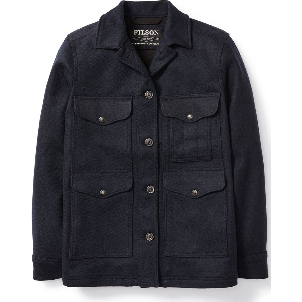 Filson Women's Lined Seattle Cruiser XS | Navy 20046728