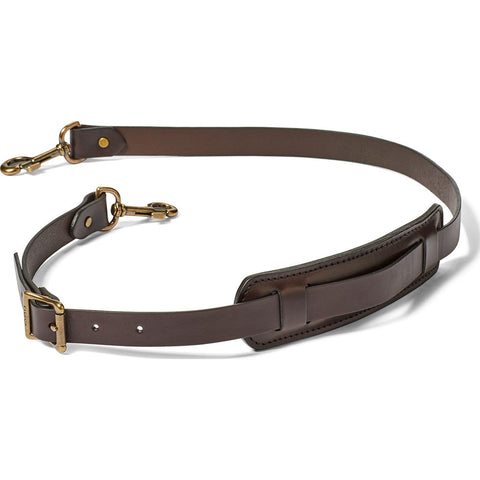 Filson Leather Shoulder Strap | Brown 20049230Brown