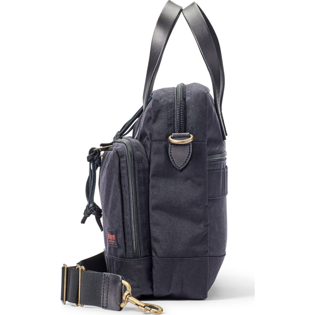 Filson Dryden Briefcase | Dark Navy
