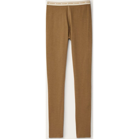 Filson Women's 280g Merino Bottoms | Rugged Tan
