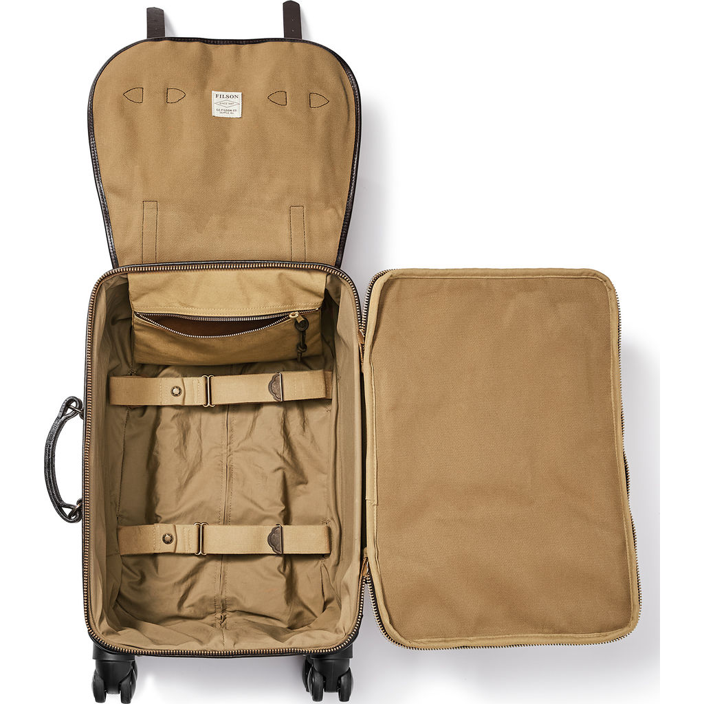 Filson 4-Wheel Rolling Carry-On Bag | Tan 20069583Tan