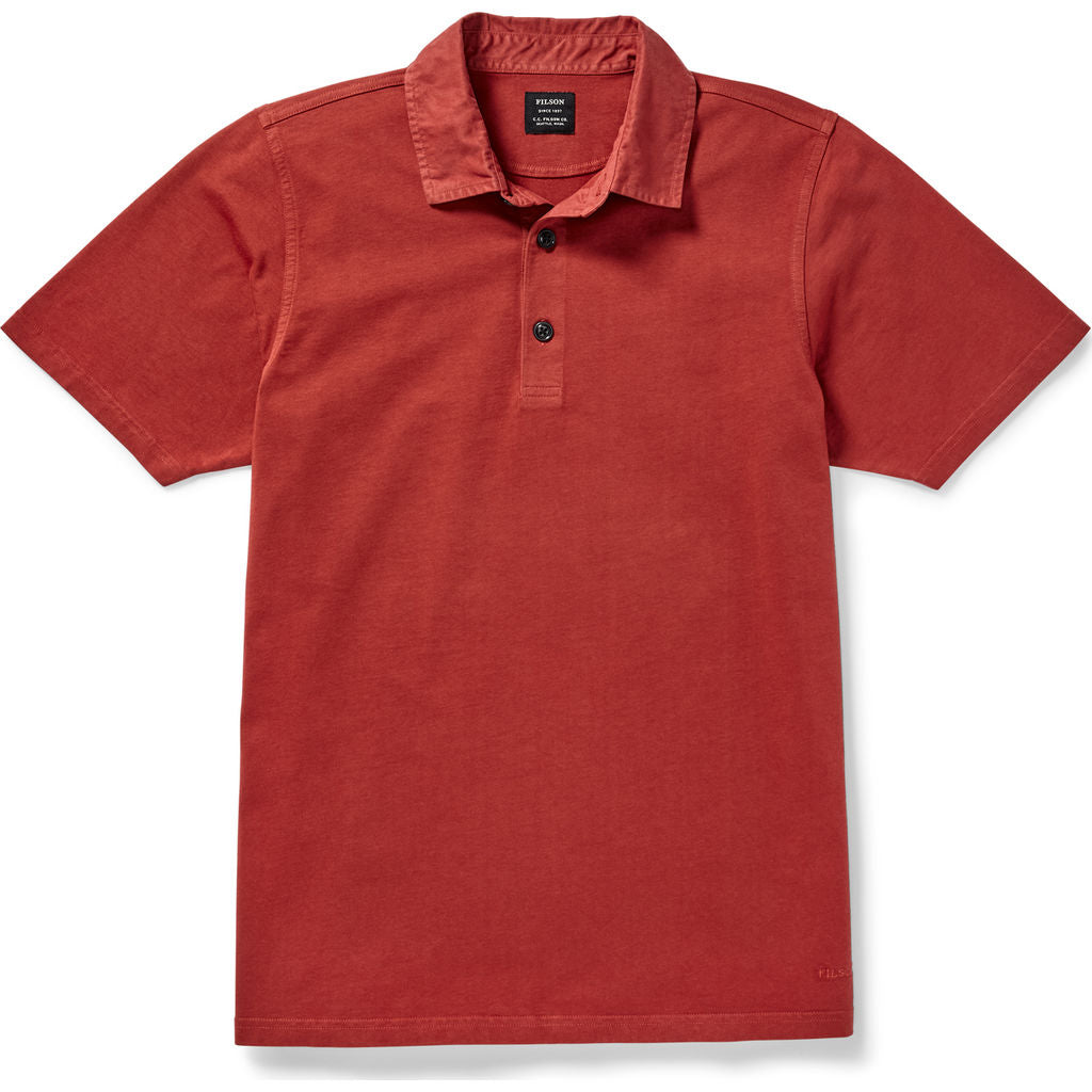 Filson Men's Cedar River Polo Shirt