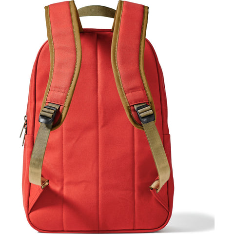 Filson Rugged Twill Bandera Backpack | Mackinaw Red 20092142MackRed