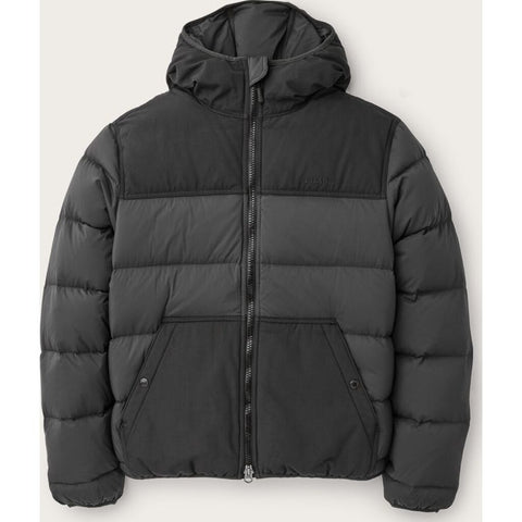 Filson Men's Featherweight Down Jacket | Faded Black