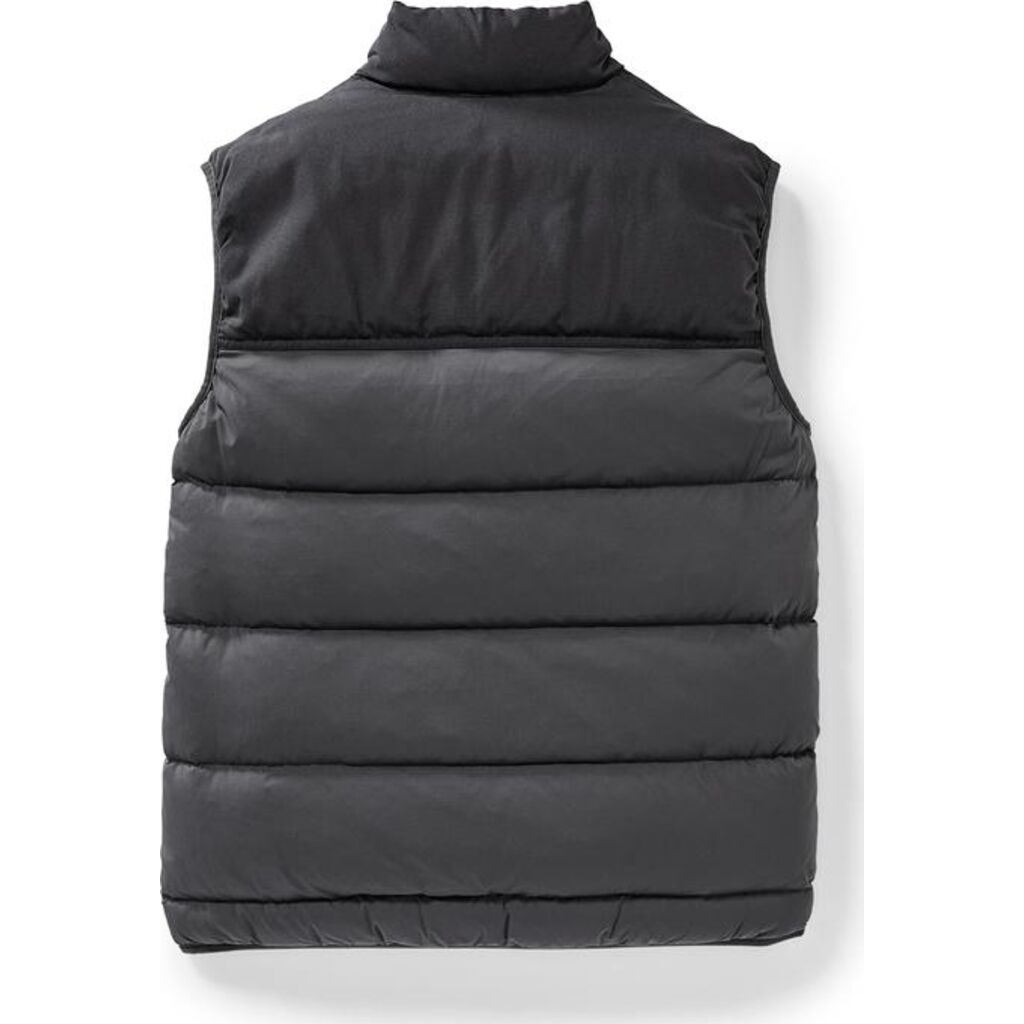 Filson Men's Featherweight Down Vest | Faded Black