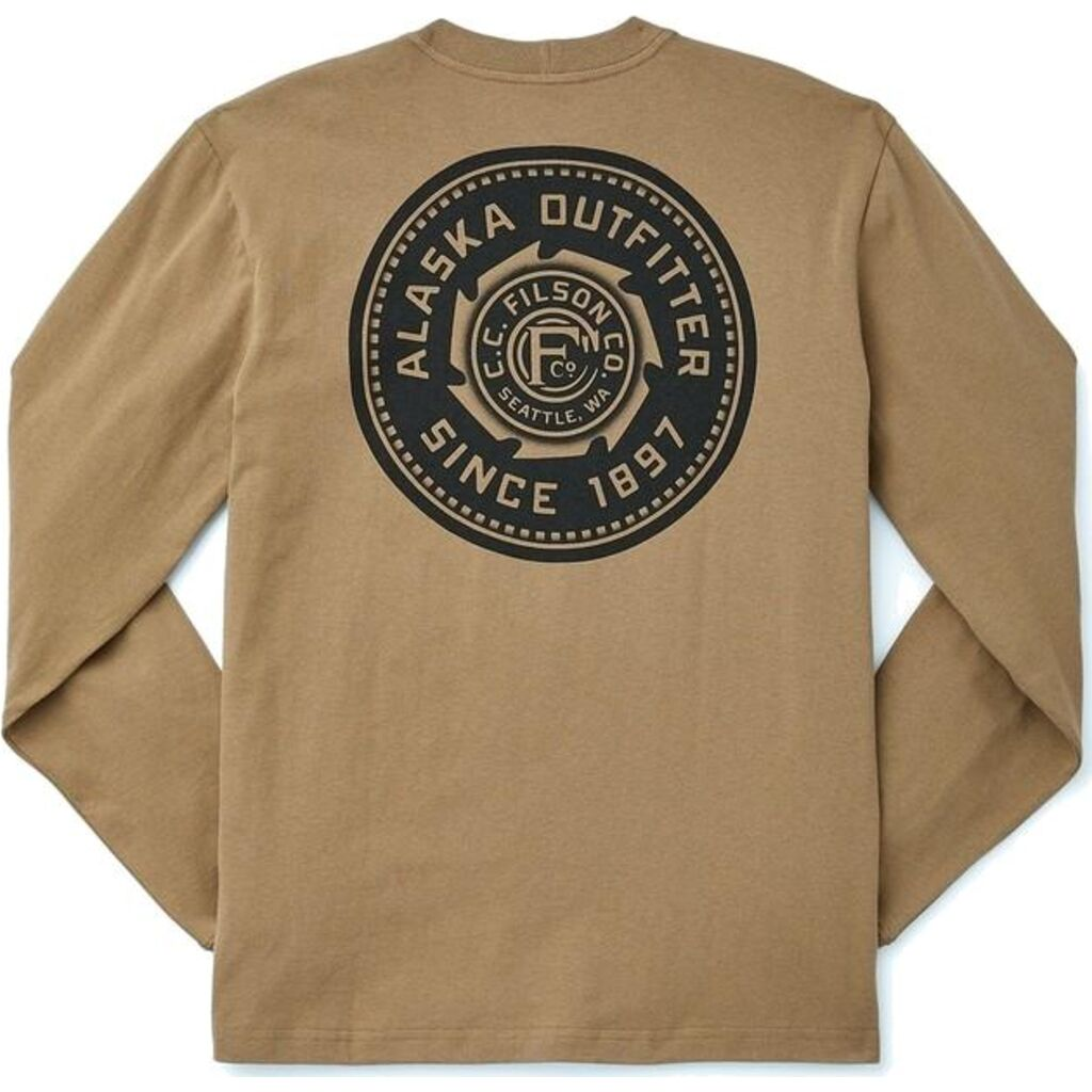 Filson Outfitter Graphic Long Sleeve T-Shirt