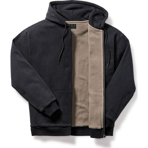 Filson Men's C.C.F. Waffle Lined Full Zip Hooded Sweatshirt