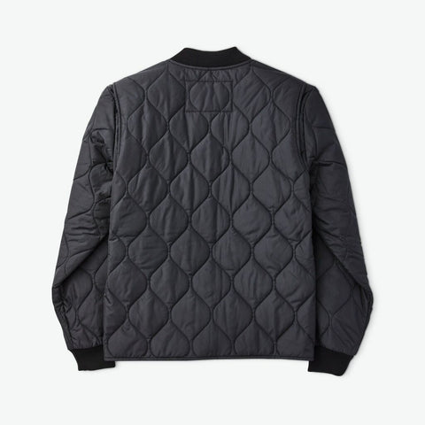 Filson C.C.F. Lightweight Quilted Jacket | Black