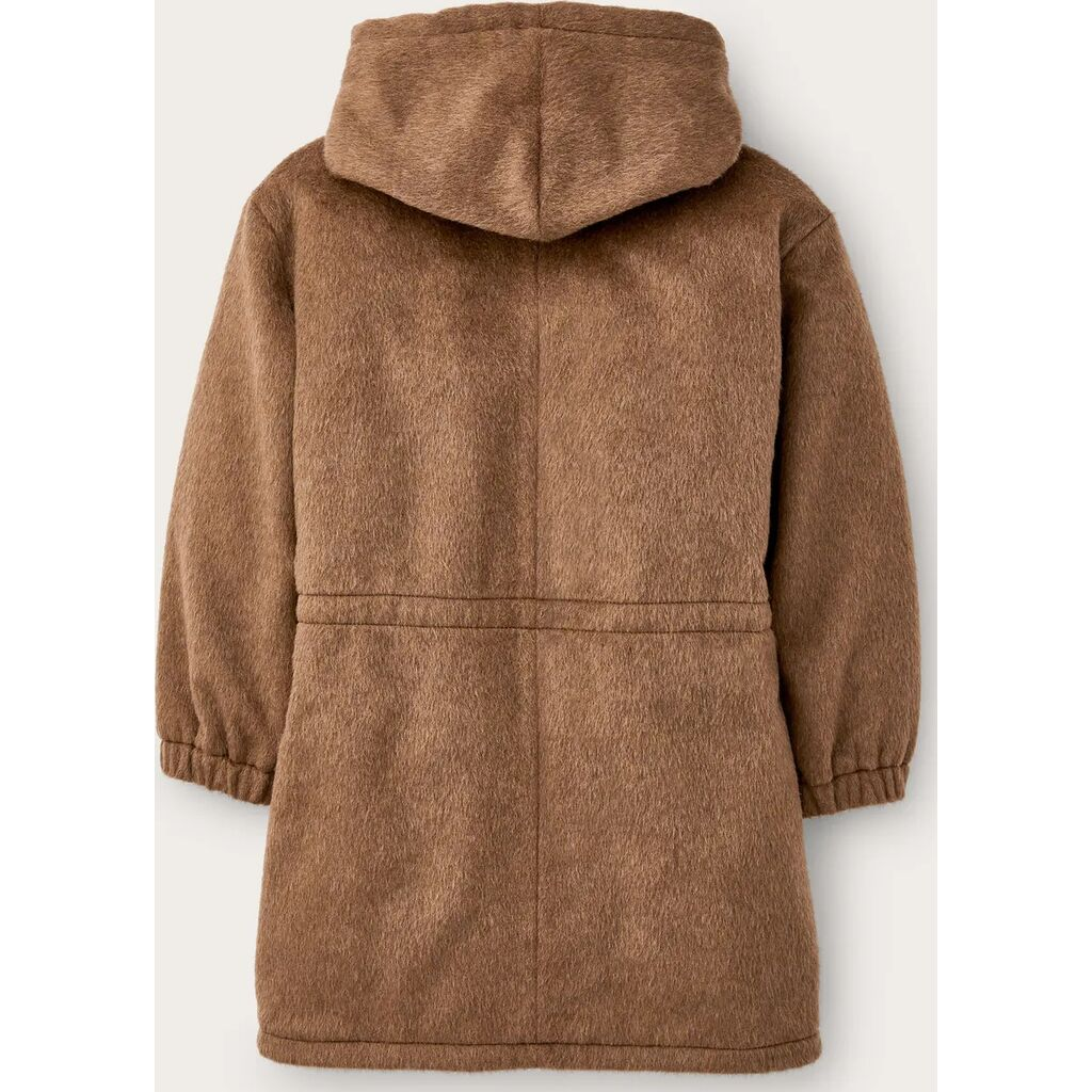 Filson Women's Wool Mohair Parka | Brown
