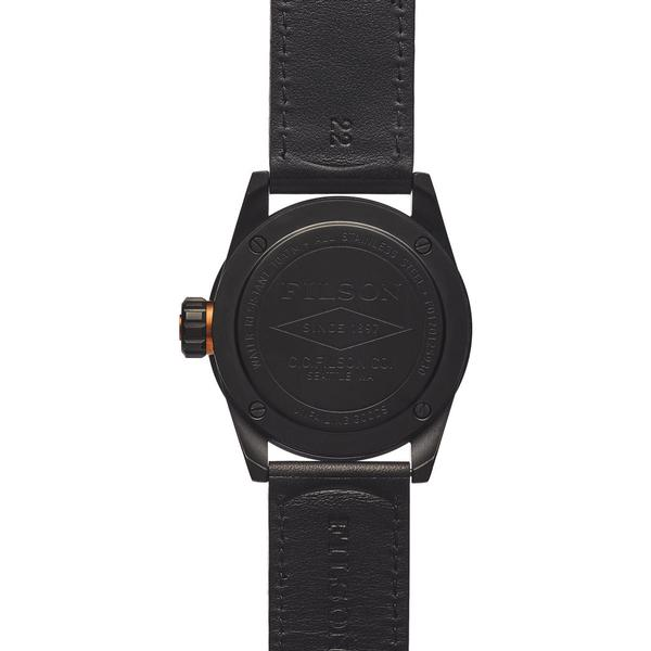 Filson Standard Issue Field Watch | Black/Black 20125930