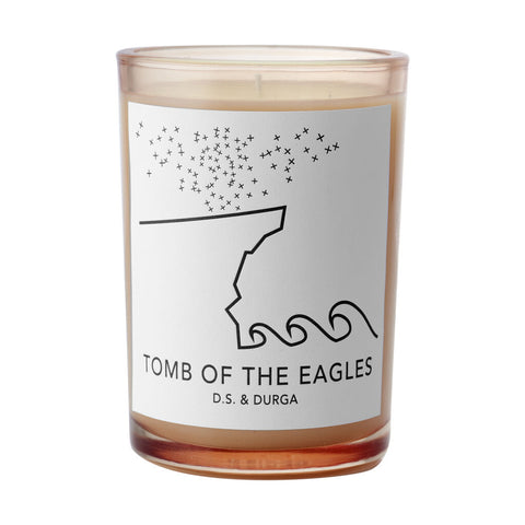 D.S. & Durga Scented Candle | Tomb of the Eagle