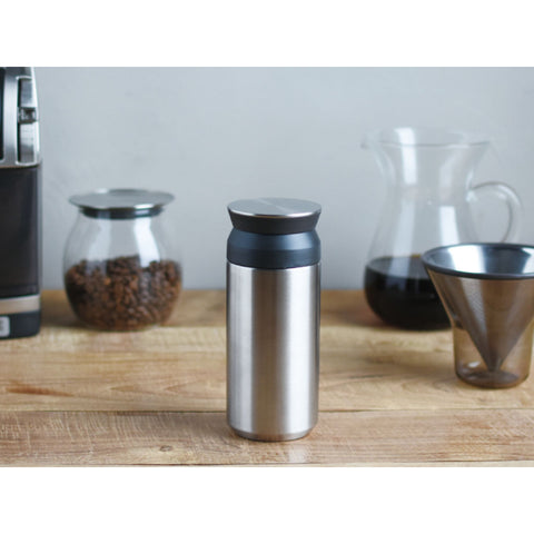 Kinto Travel Tumbler | Stainless Steel  20931