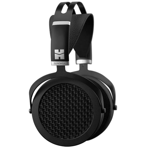 HIFIMAN SUNDARA Over-Ear Full-Size Planar Magnetic Headphones - Black