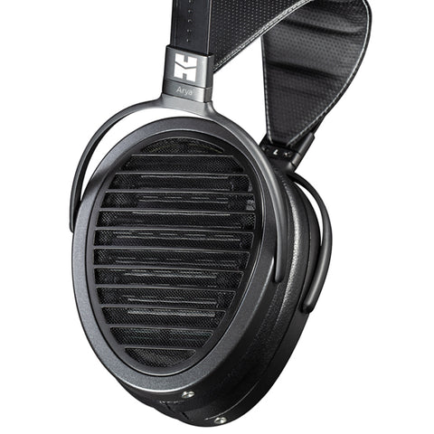 HIFIMAN ARYA Full-Size Over Ear Planar Magnetic Headphones - Black