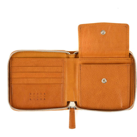 Moore & Giles Small Zip Wallet