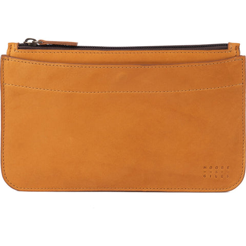 Moore & Giles Leather Envelope | Kireina Gold