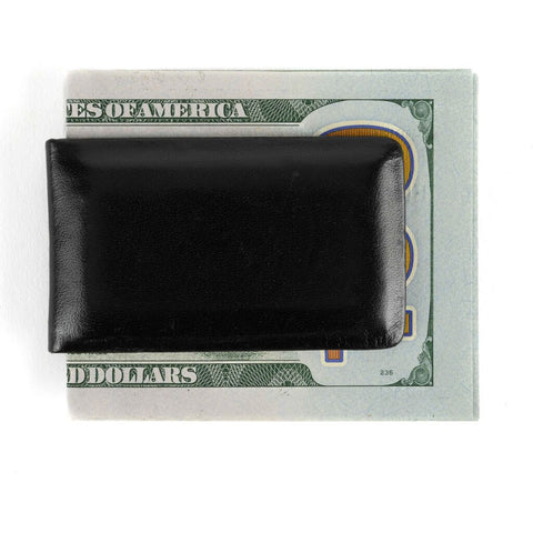 Moore & Giles Money Clip | Leather