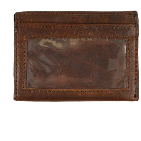 Moore & Giles License Wallet | Leather