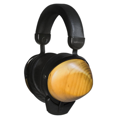 HifiMan HE-R10D Dynamic Version Headphones | Black/Wood
