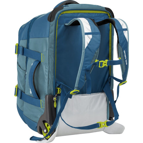Granite Gear Cross Trek Wheeled Backpack with Removable Pack | Flint/Chromium 2024-0002