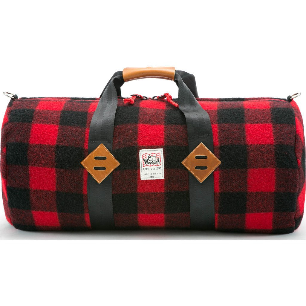 "Topo x Woolrich 24"" Duffel Bag 