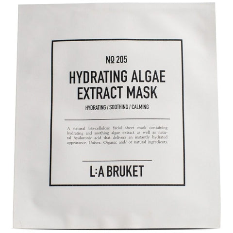 L:A Bruket No 205 Hydrating Mask | 4 Pack
