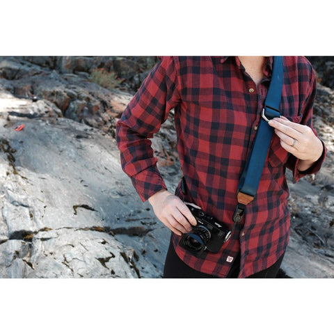 Peak Design Slide Camera Strap | Summit Edition Tallac