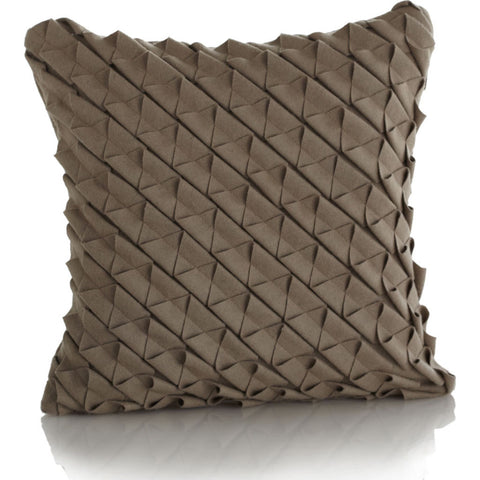 Zestt Jaxon Pillow with Insert | Oatmeal- 21007