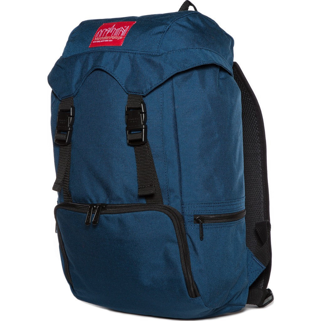 Manhattan Portage Medium Hiker Backpack | 2123 BLK / 2123 CAM / 2123 NVY / 2123 ORG / 2123 RED / 2123 GRY
