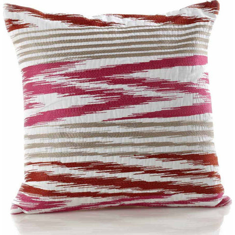 Zestt Ryan Pillow with Insert | Mandarin- 21332