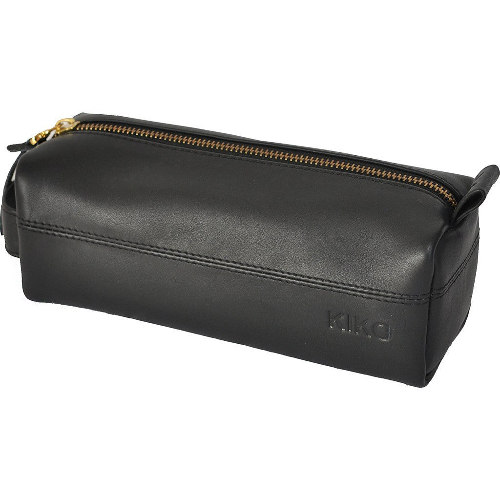 Kiko Leather Stationary Organizer | Black 213