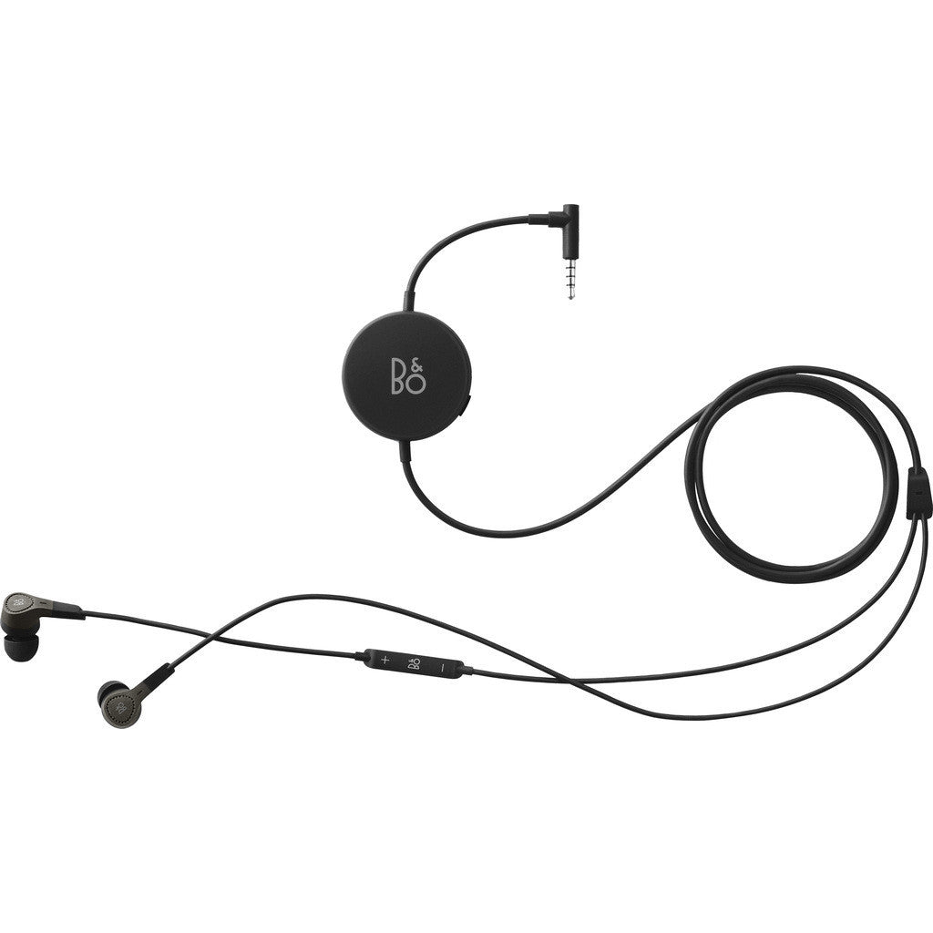 Bang & Olufsen Beoplay H3 ANC In-Ear Headphones with Microphone | Gunmetal Gray