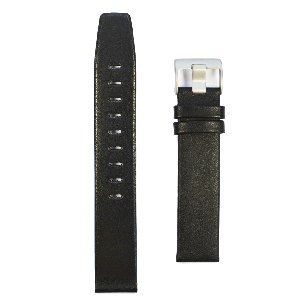 Braun BN0021 BKL Leather Strap | Black