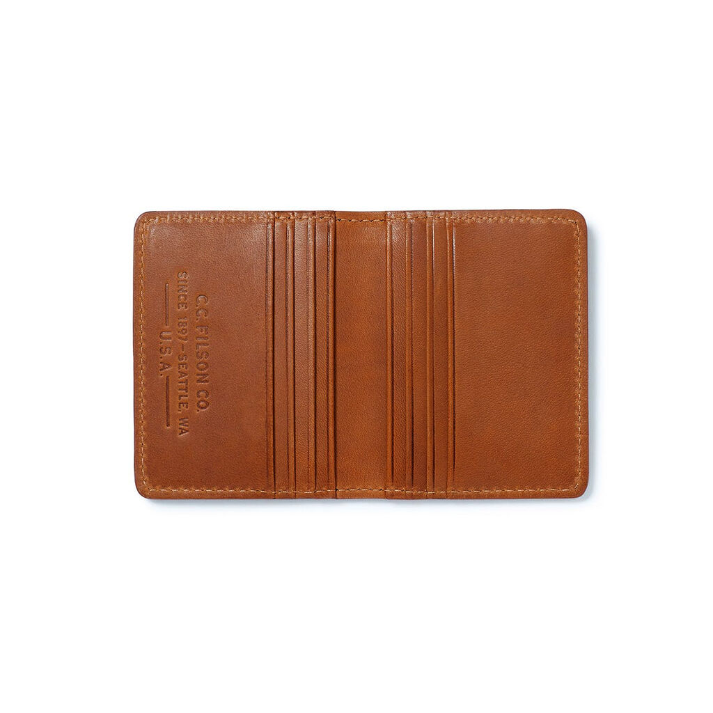 Filson Men's Outfitter Card Wallet | One Size
