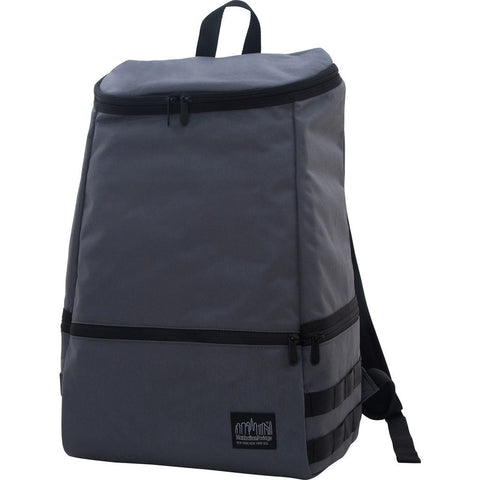 Manhattan Portage North End Backpack | Black 2211-BL BLK / Grey 2211-BL GRY / Navy 2211-BL NVY / Red 2211-BL RED
