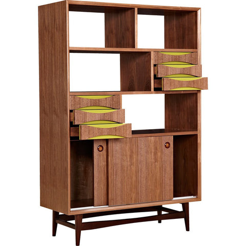 NyeKoncept Hanna Storage Unit | Green 224420-C