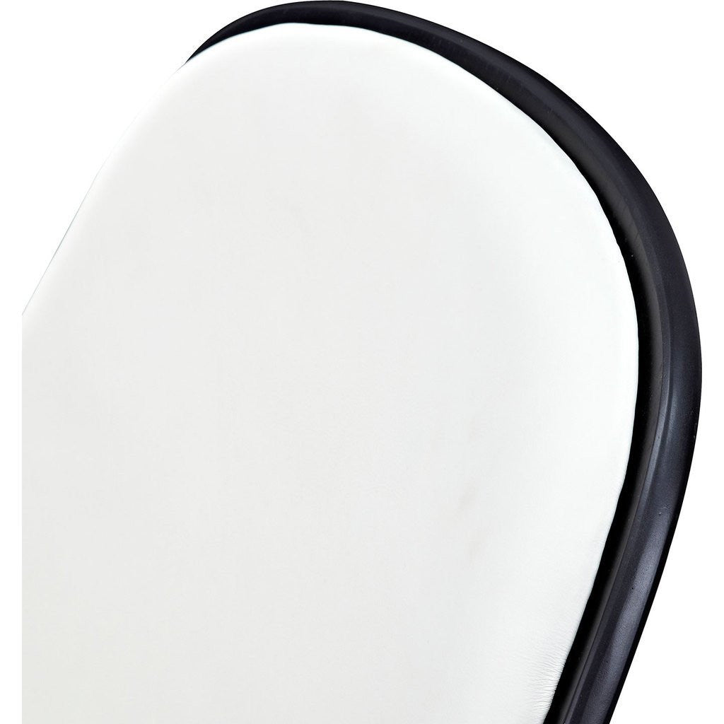 NyeKoncept Shell Chair | Black/Milano White 224437-D