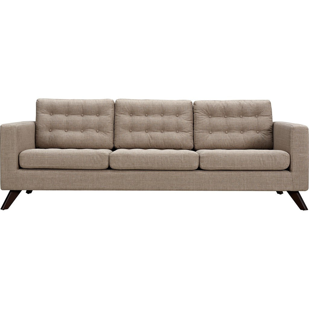 NyeKoncept Mina Sofa | Walnut/Light Sand 224445-B