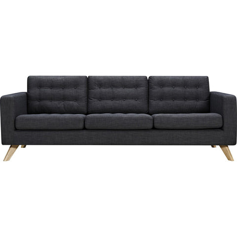 NyeKoncept Mina Sofa | Natural/Charcoal Gray 224455-A