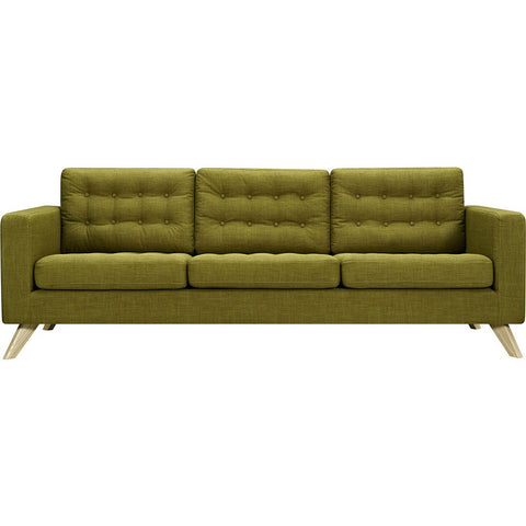NyeKoncept Mina Sofa Set | Natural/Avocado Green 224482-A