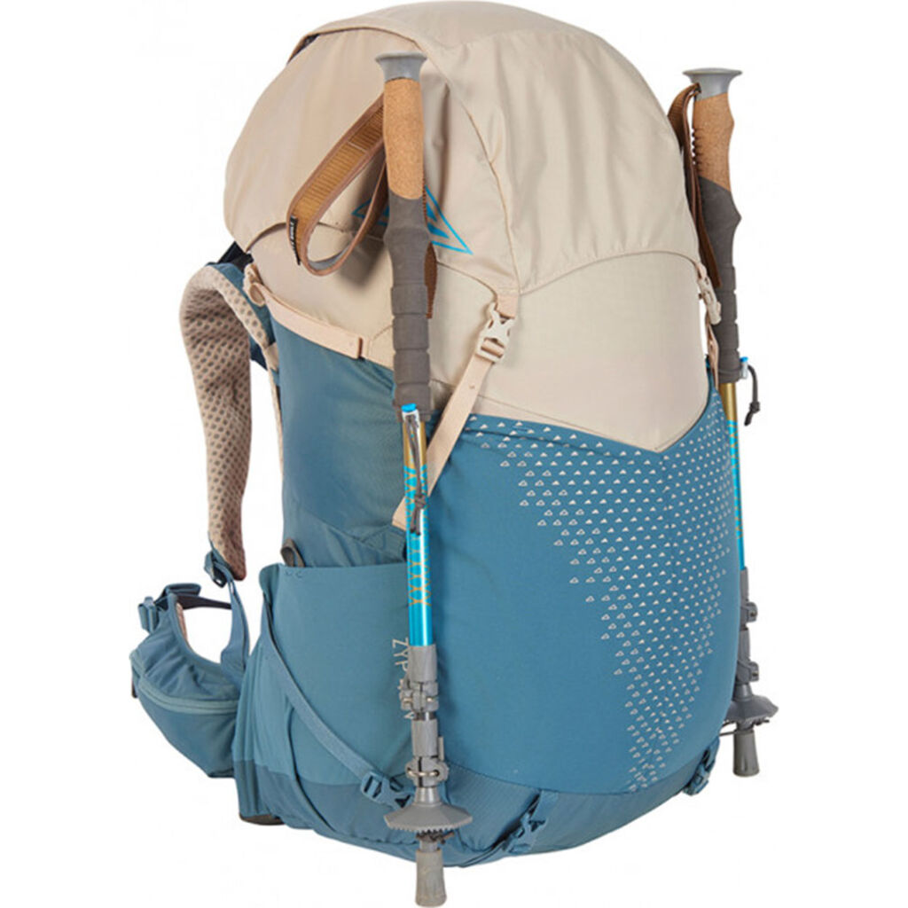 Kelty Women's ZYP 48 Backpack For Hiking, Travel & Everyday Carry